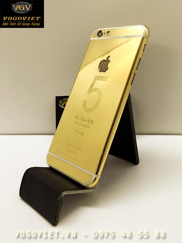 Sản Phẩm IPHONE 6 Mạ Vàng Đẳng Cấp Thời Thượng 1
