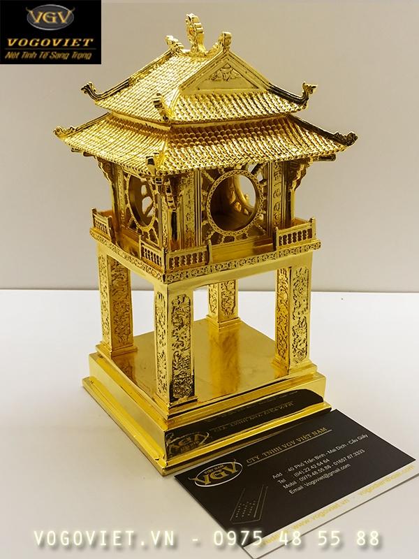 Khuê Văn Các mạ vàng quà tặng độc đáo mang ý nghĩa văn hóa