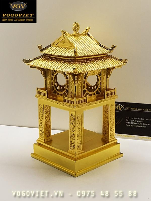 Khuê Văn Các mạ vàng quà tặng độc đáo mang ý nghĩa văn hóa 3