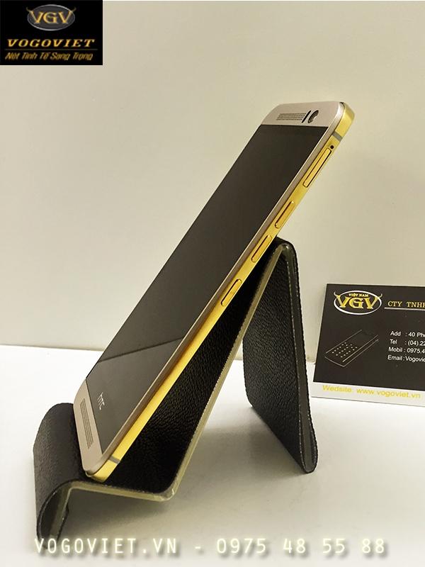 HTC One M9 Mạ Vàng Sang Trọng Và Đẳng Cấp 3