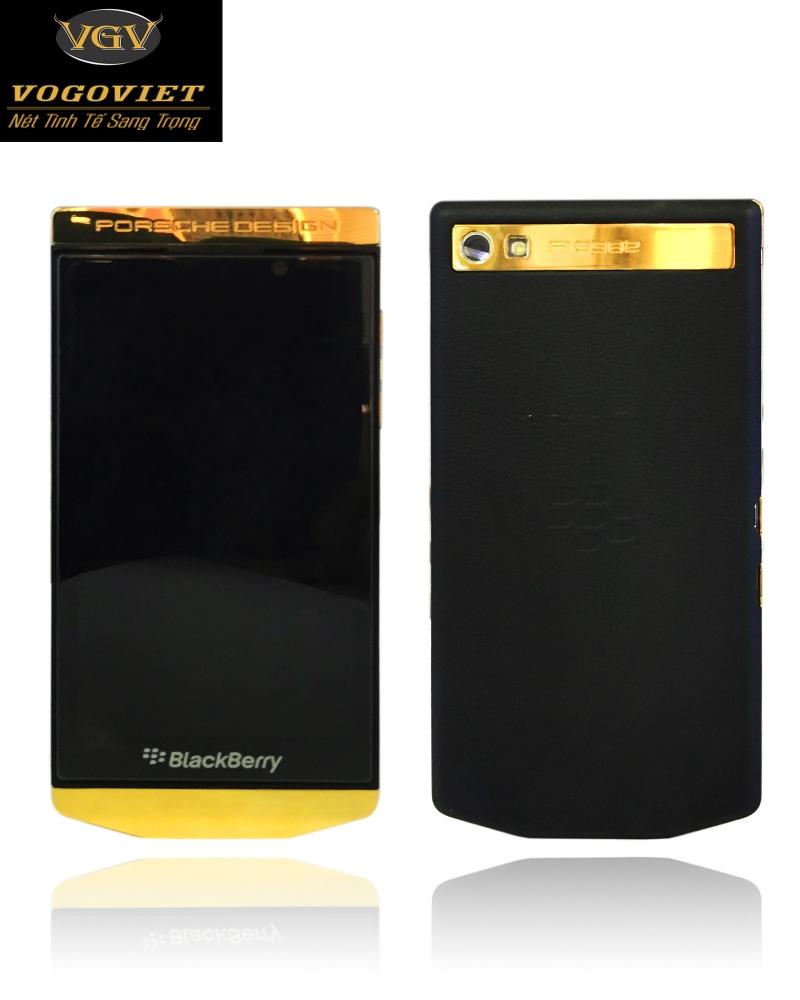 MẠ VÀNG Blackberry porsche design 9982