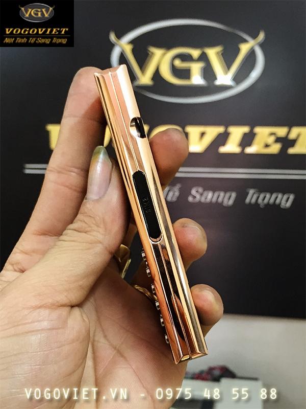 Điện thoại Mobiado Professional 3AF Mạ Vàng Độc Đáo 4