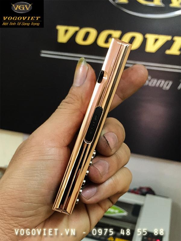 Điện thoại Mobiado Professional 3AF Mạ Vàng Độc Đáo 2