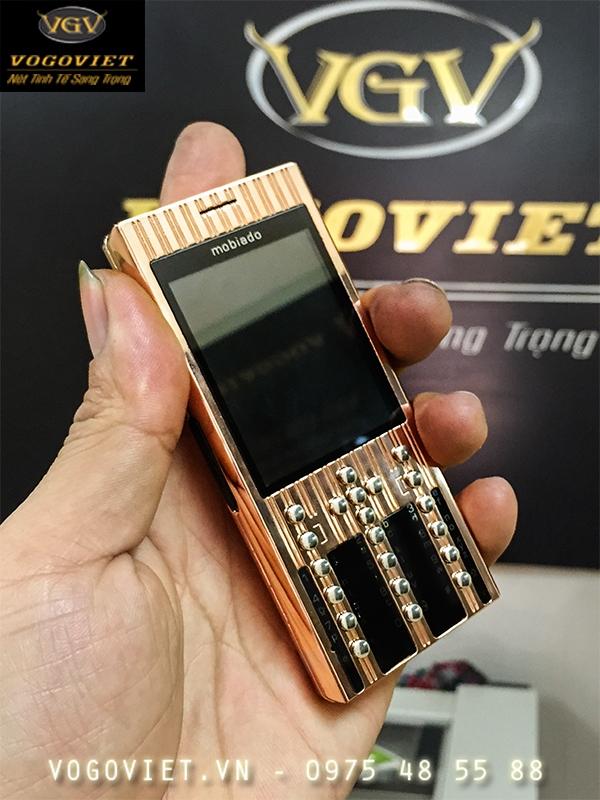 Điện thoại Mobiado Professional 3AF Mạ Vàng Độc Đáo