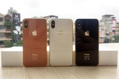 Iphone 8/8 plus Mạ Vàng