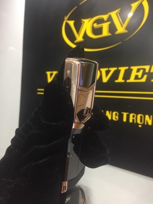 Vertu Signature Black Gold VT02