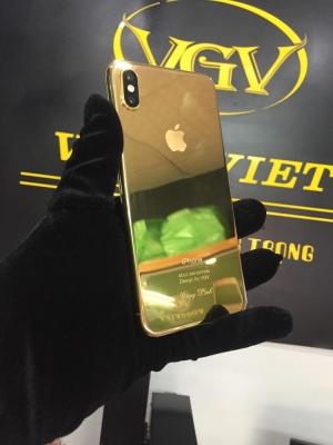 Mạ Vàng Iphone Xs Max
