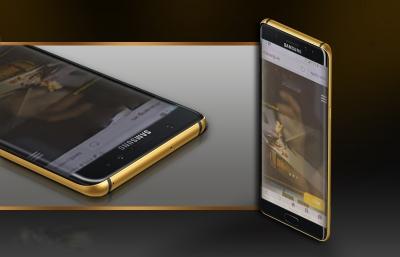 Note 7 Mạ Vàng