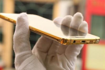 Samsung Galaxy Note 5 Mạ Vàng